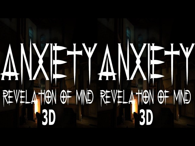 3D TV VR box video Anxiety Revelation of Mind Side by Side SBS