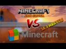 Minecraft (PE, W10, XONE) vs Minecraft JAVA - СРАВНЕНИЕ ЗА 3 МИНУТЫ!