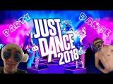 Just Dance 2018 Обзор Акваланг на голове)
