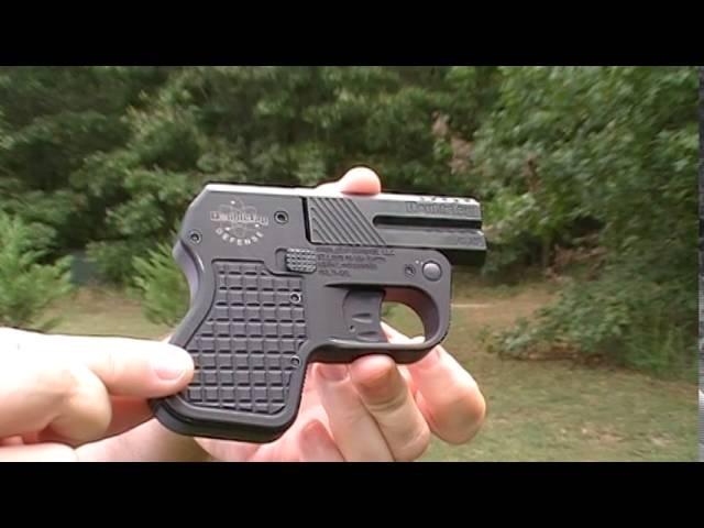 Doubletap Derringer 45 acp 3