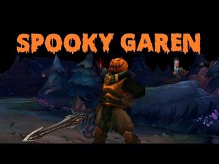SPOOKY GAREN