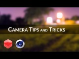 Camera Tips and tricks with Redshift CINEMA 4D TUTORIAL