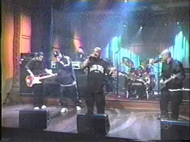 Cypress Hill - (Rock) Superstar (Live At Late Night With Conan O'Brien, 2000)