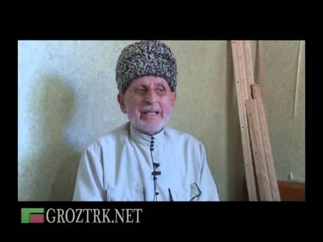 Чечня Доьналла Сулейманов Ибрагим резчик по дереву