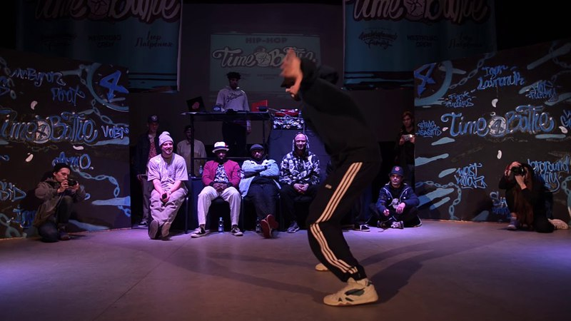 12 Hip-Hop | Swipemind vs Komix | Time4Battle Vol.3