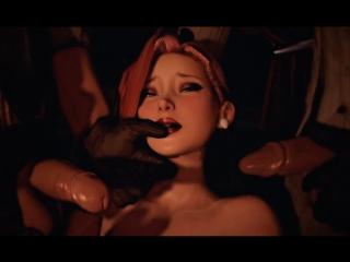 Songbird's Shame (Jessica Rabbit sex)