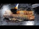 Taiwanese Street Food - MANTIS SHRIMP Seafood Taiwan