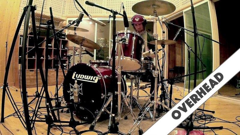 Dobrolet studio Drum Mics