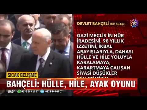 CHPnin 15 vekil atağına Ak Parti ve MHPden zehir zemberek açıklamalar