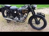Мотоцикл AJS M16 350cc, 1949 года