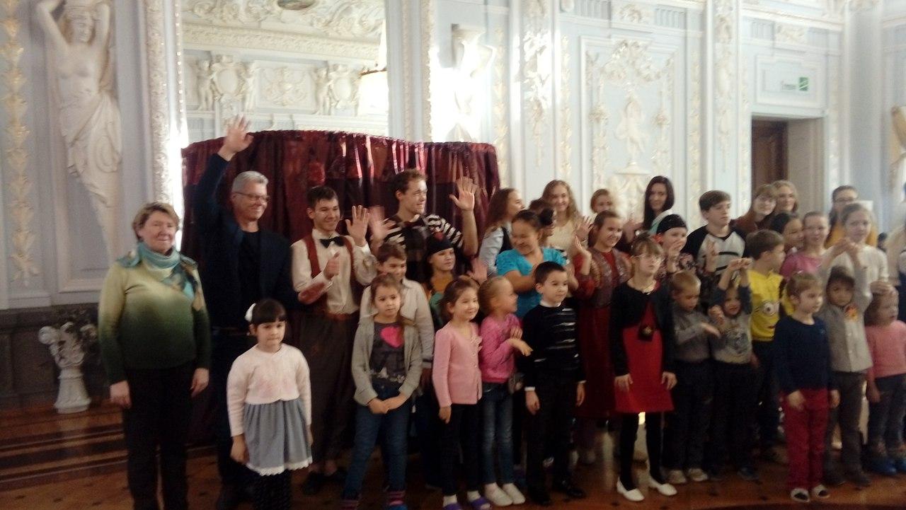 День народного единства с театром Пиано