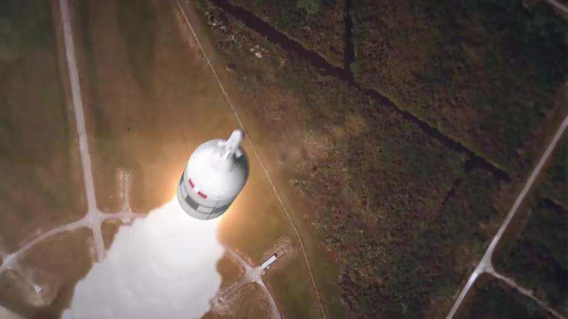NASA проведёт испытания Ориона «Прекращение восхождения-2»