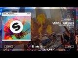 Snap! vs. MaxRiven - Rhythm Is A Dancer (W&ampW Edit)