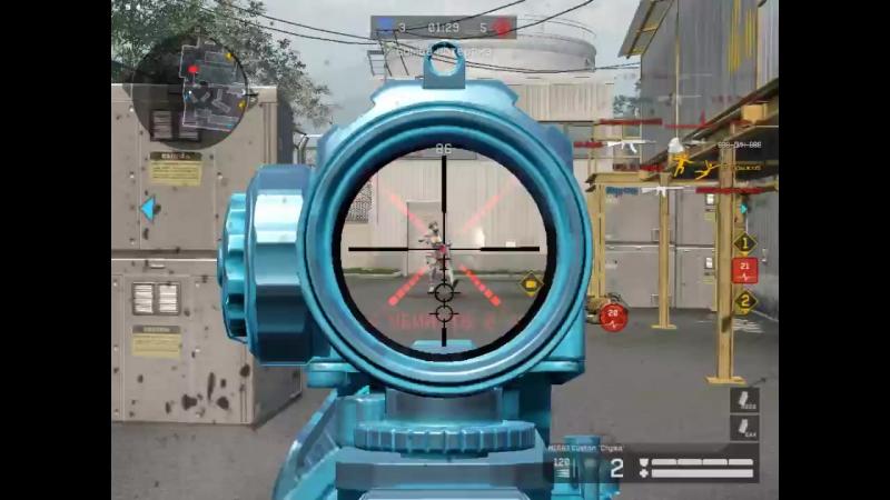 Warface 2 игра с читеров