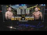 FIGHT NIGHT CHARLOTTE Mirsad Bektic vs. Godofredo Pepey