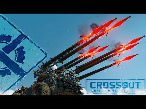 ОСТЫВШИЙ РЫЦАРЬ • Crossout • ЛАНСЕЛОТ 0.9.50