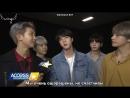 [171117] Access Hollywood 방탄소년단 (BTS) 인터뷰 (1) -- BTS Interview AMAs Performance