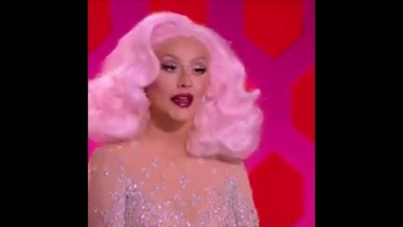 Christina Aguilera - RuPaul's Drag Race Season 10 Preview