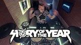 Story of the Year - Bang Bang - Whoa! Whoa! drum cover