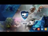 HS   Чемпионат России по компьютерному спорту 2018   Double Elimination   День 2   Стрим #2