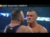 WWE Superstars - Vladimir Kozlov vs Santino Marella