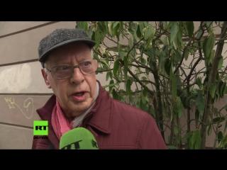Cottbus- Einwohner sprechern über Auseinandersetzungen zwischen Einheimischen und Ausländern