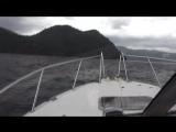 Прогулка на катере по Телецкому озеру. Республика Алтай (июнь 2017). Часть 7