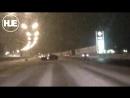 Жуткая авария произошла на МКАДе в Москве