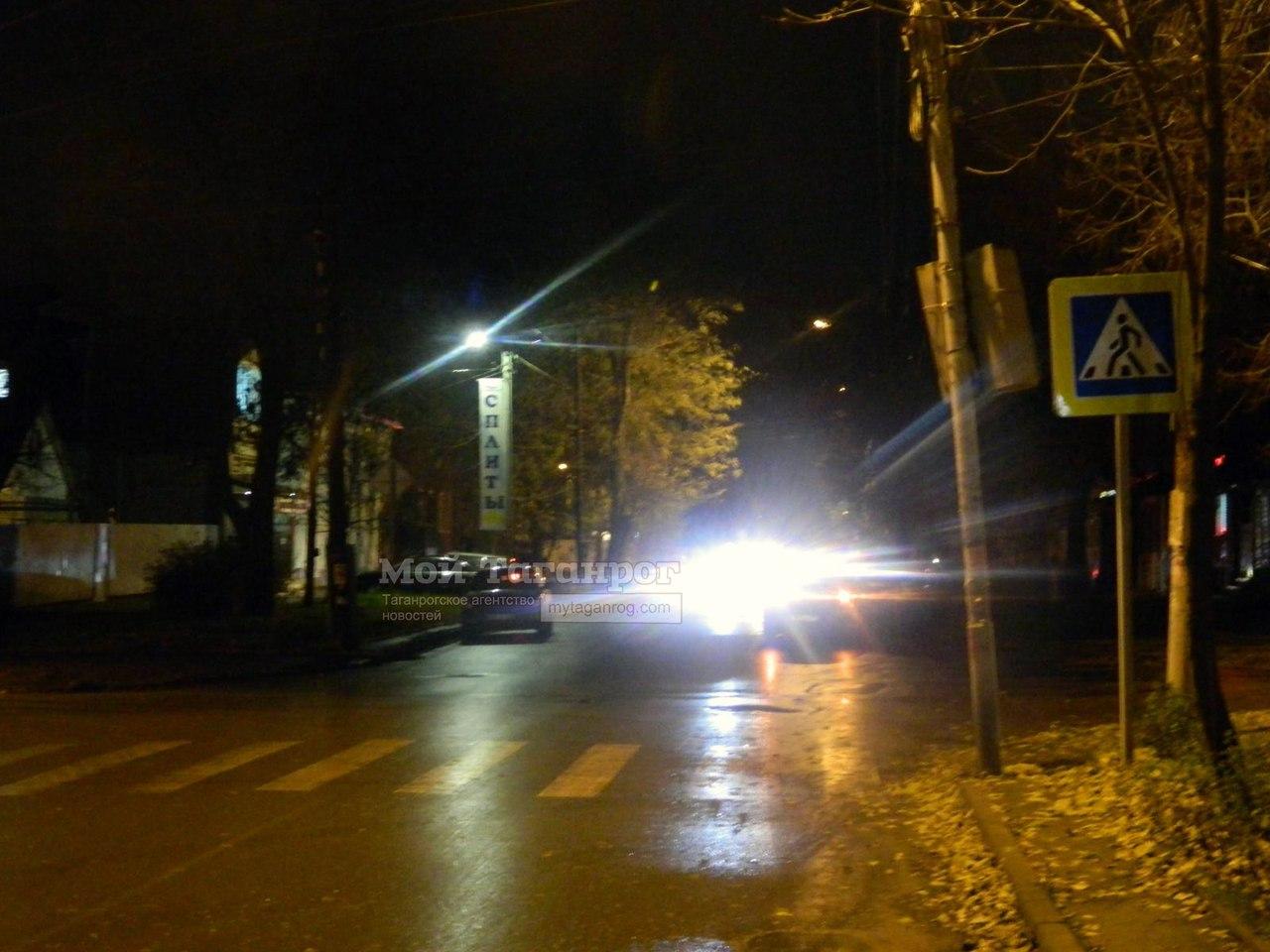 В Таганроге водитель «Фиата» сбил 20-летнего парня