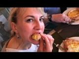 Мастер-класс - Как правильно есть Аджарский хачапури!!!