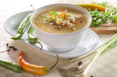 Рисовый суп в мультиварке  Продолжительность