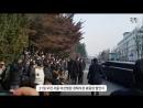 """[경향신문] 샤이니 종현 발인 엄수, 팬들 마지막 함께 하며 """"고마웠어"""""""