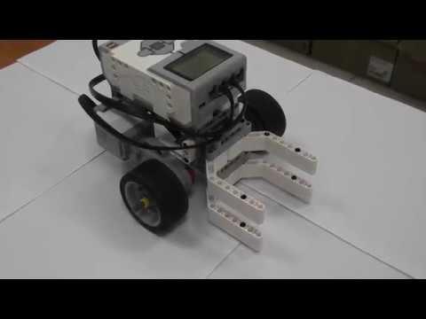 LEGO. Полезная сборка. Датчик гироскоп. Gyro sensor.