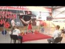 Чемпионат Московской Области 1 подход 110 кг