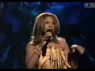 Toni Braxton The heat & He wasn't man enough for me(live 2000)