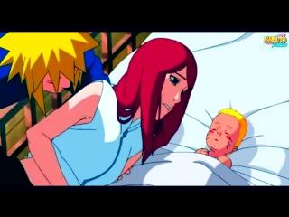 Naruto/Minato/Kushina/Family/AMV/