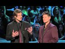 Jensen Ackles Jared Padalecki at the People's Choice Awards