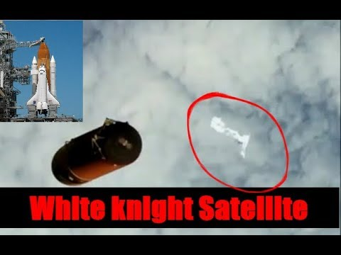 Space shuttle Endeavour anomaly - White Knight Satellite discovered?
