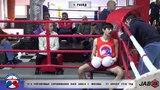 12-е рейтинговые бои Лига бокса г. Москвы – 07.04.18 г. до 64 кг.