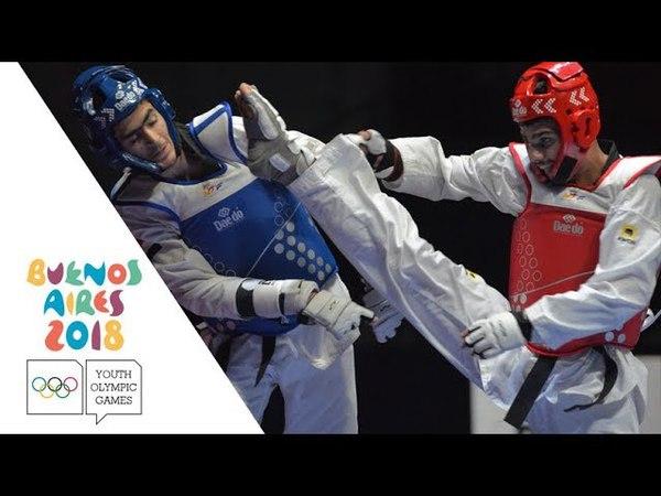 [Juniors Men -73kg FINAL] WT Qualification Tournament for Buenos Aires 2018 YOG