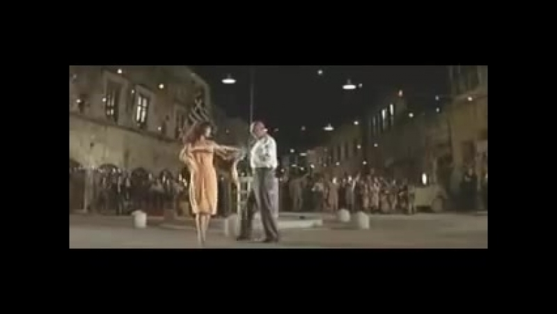 «Escape To Athena» Telly Savalas and Claudia Cardinale last dance (full song)