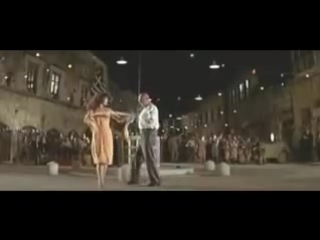 «Escape To Athena»: Telly Savalas and Claudia Cardinale last dance (full song)