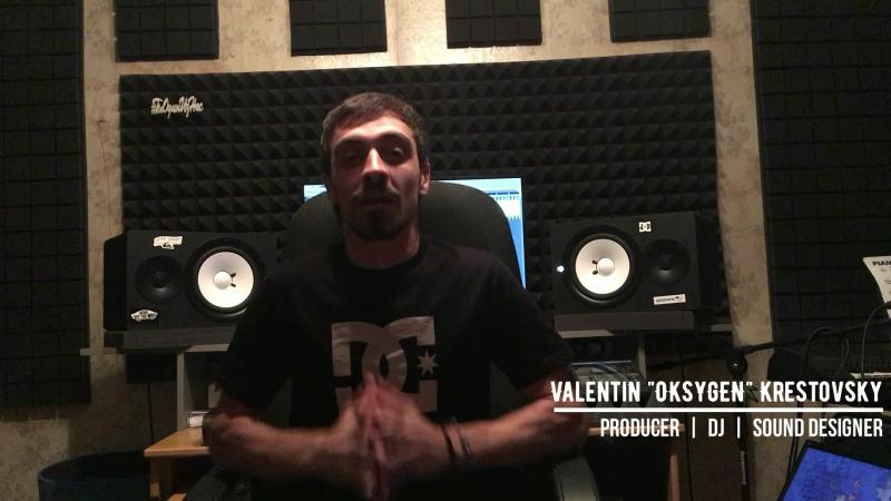 Видео-приглашение на вечеринку ABSOLUTE PROJECT 17.11.2017 от Валентина OKSYGEN Крестовского