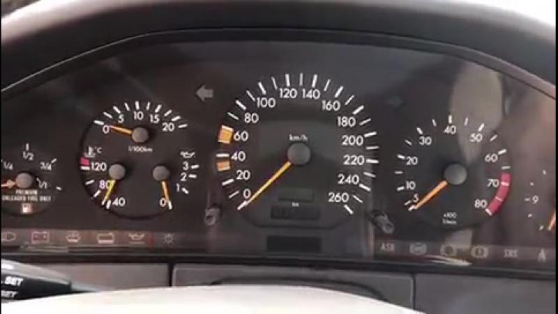Mercedes-Benz 300SE бу запчасти