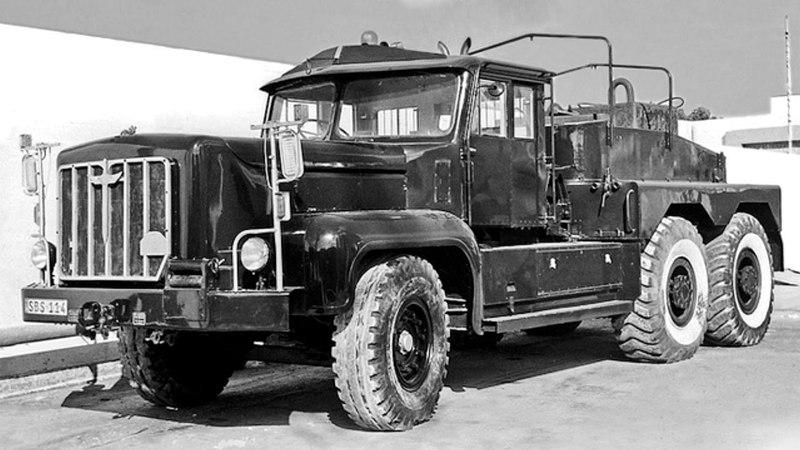 Rotinoff GR7 Atlantic 1952 59