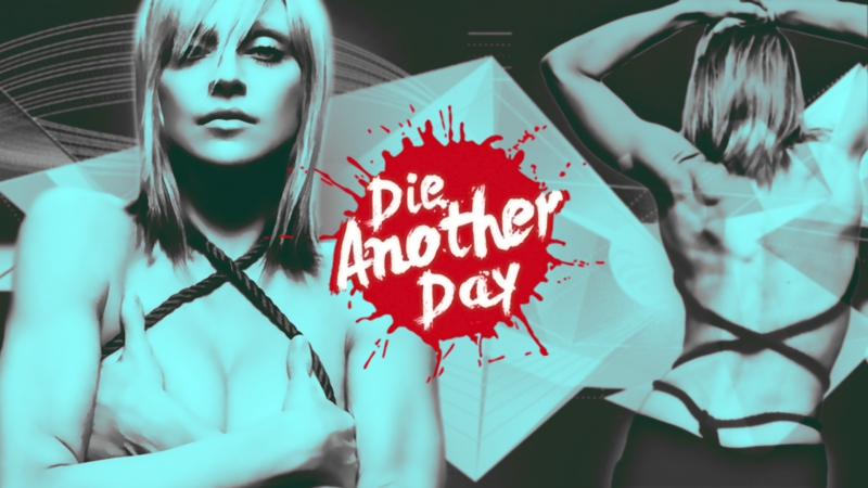 Madonna - Die Another Day (VJ Ni Mi's F.M.'s Not Today Video Mix)