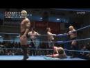 Zeus, The Bodyguard, TAJIRI, KAI vs. Kento Miyahara, Yoshitatsu, Ryoji Sai, Naoya Nomura AJPW - Excite Series 2018 - Day 1