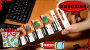 Батарейки CR2025 Lithium литиевые от YCDC Unboxing