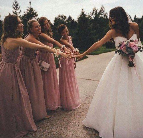 Классная идея для свадебного