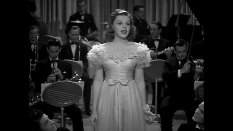 Judy Garland - Singing In The Rain